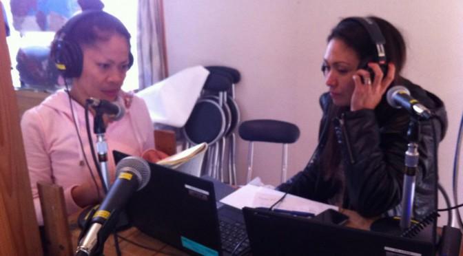 気仙沼のフィリピン女性たちの番組が気仙沼の災害FMで放送されます!