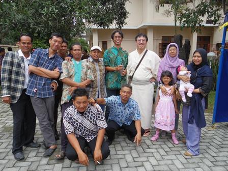 インドネシアの結婚式!