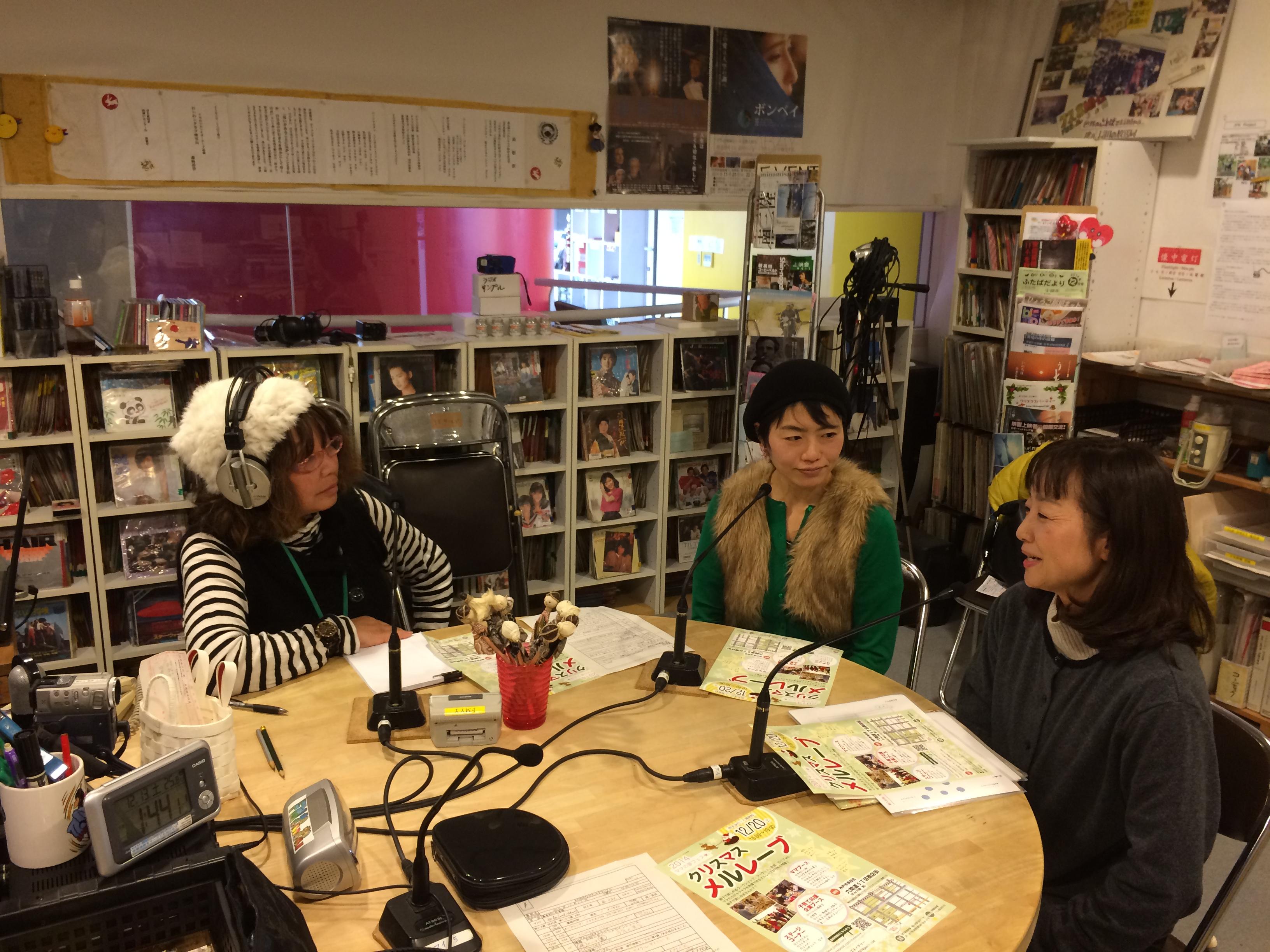 西森由美子さんと合田三奈子さん