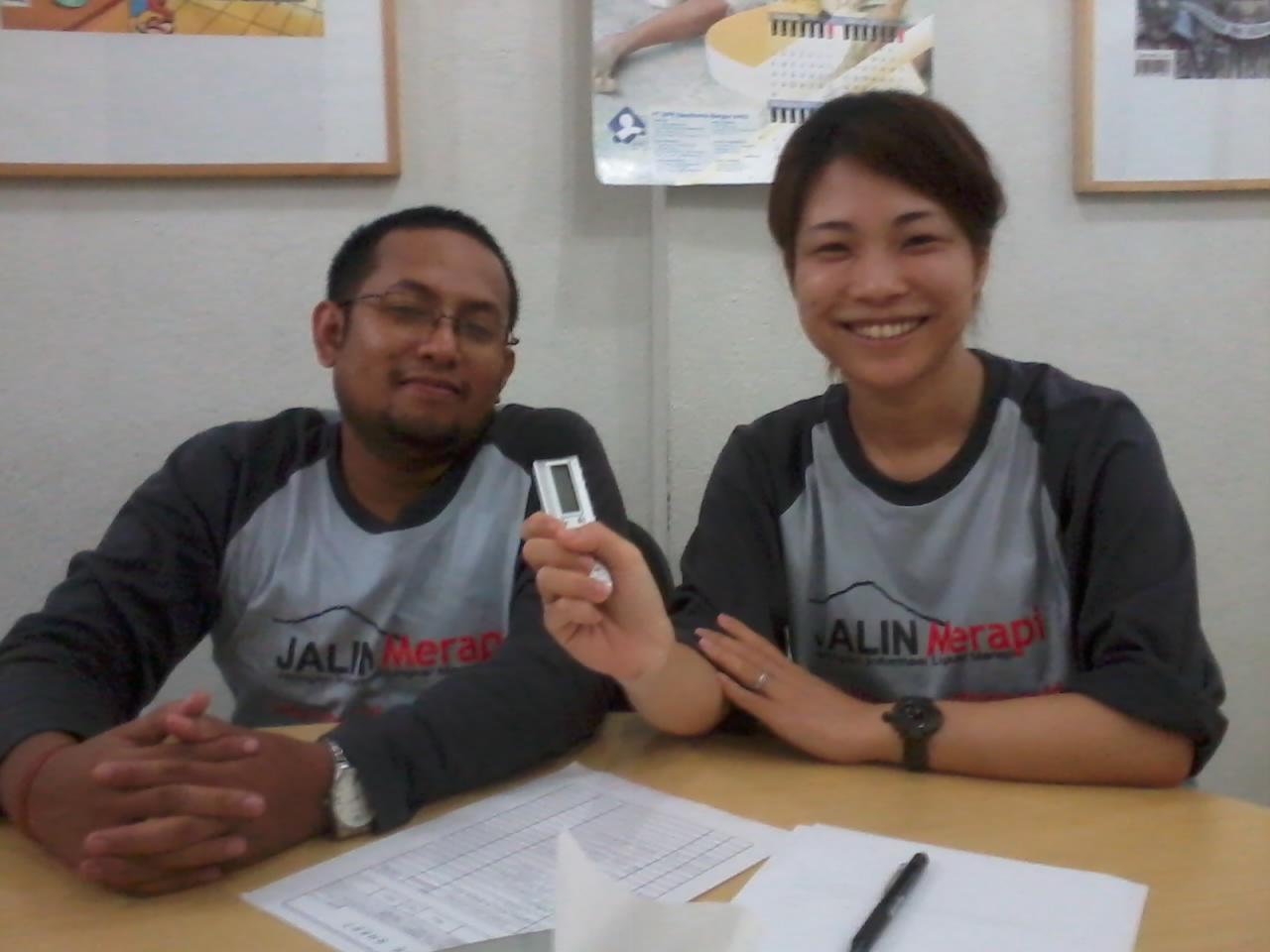 カウンターパート・プログラムマネージャーにインタビュー!-7月3日(水)23時から放送の「Selamat malam dari Indonesia~インドネシアからこんばんは~」