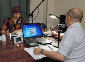兵庫県丹波市の豪雨による土砂崩れの復興と今後の災害情報の多重化のため災害臨時FMが生まれました。