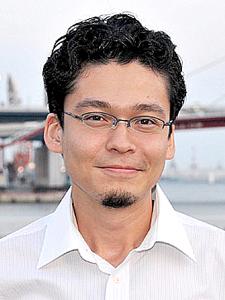 エドワード・須本ミックスルーツ代表