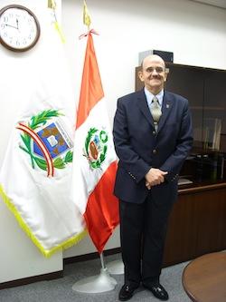 Ministro Gustavo Peña