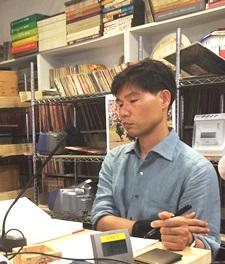 徳島大学樋口直人さん