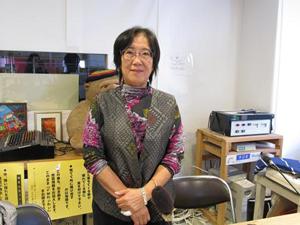 兵庫県地球温暖化防止活動推進委員 黒谷静佳さん