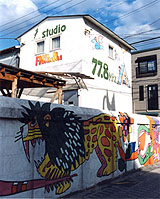 旧スタジオ
