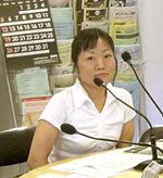 JICA兵庫の赤塚亜紀子さん