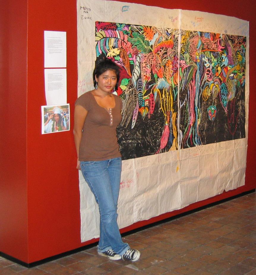 2007年7月10日「まちはイキイキきらめきタイム」の1時からのコーナー「文化と街のソムリエ」今週と