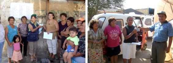 ペルー沖地震被災地支援募金:プロジェクト中間報告 [3/6]