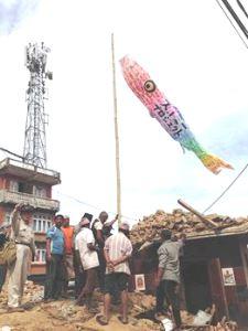 ネパール支援