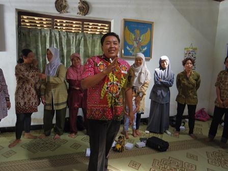 カウンターパート・プログラムメンバーにインタビュー!-9月4日(水)23時から放送の「Selamat malam dari Indonesia~インドネシアからこんばんは~」