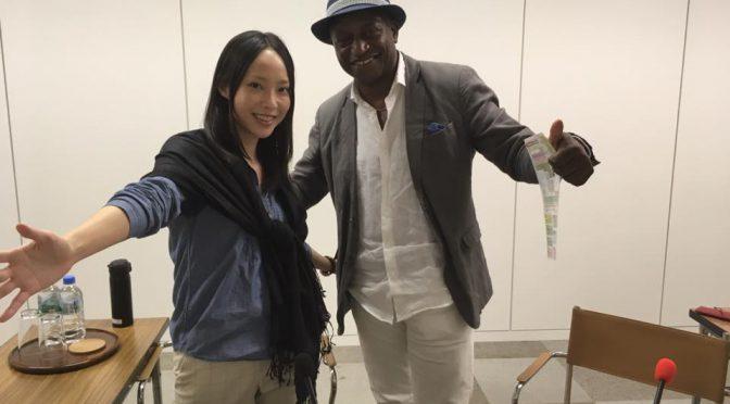 7月から始まった「KOBE BRIDGING JAPAN & AFRICA」