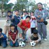 スペイン語圏の子どもたちのためのサッカー教室