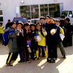 子どもたちのためのプチ☆ワールドカップ